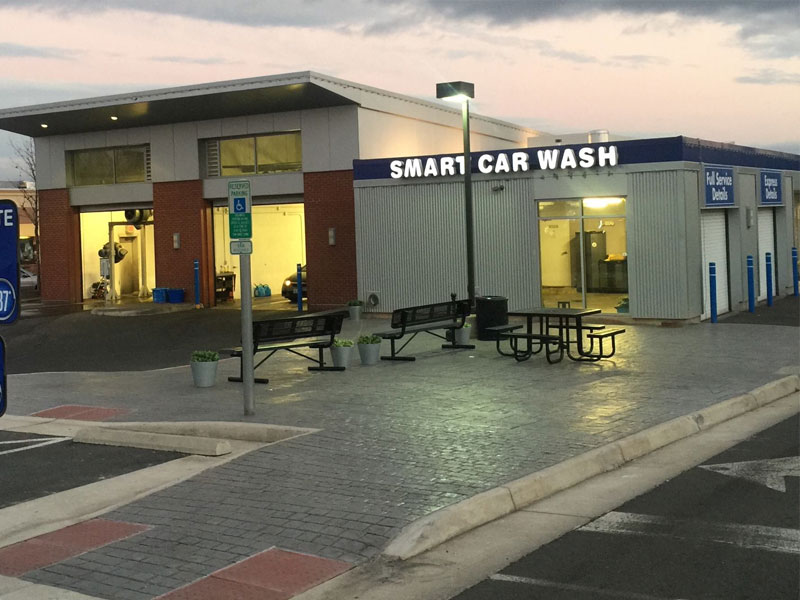 The Smart Car Wash Unlimited Car Washes!